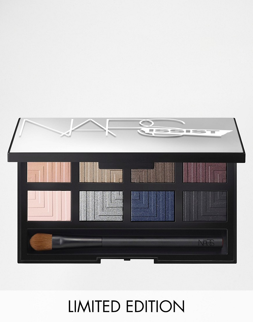 Image 1 ofNARS Limited Edition NARSissist Dual-Intensity Eyeshadow Palette