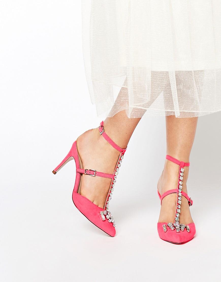 Image 1 ofASOS SIXTH SENSE Heels