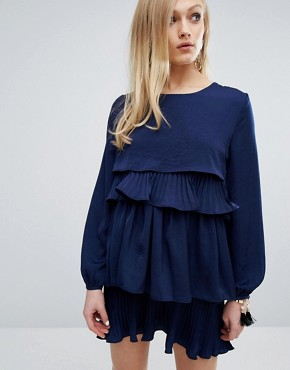 Resultado de imagen de Sister Jane Pleated Dress