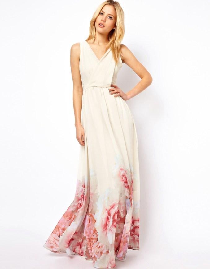 Image Result For Dark Pink Maxi Dress