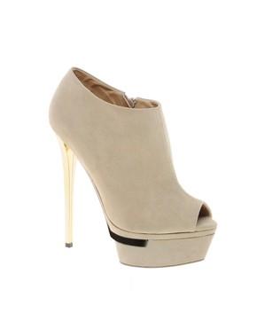 Image 1 ofASOS TAPED Shoe Boots