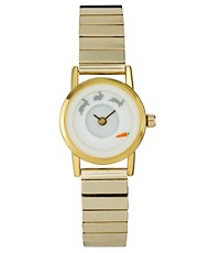ASOS Moving Bunny Chase Watch