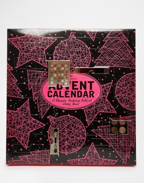 Image 1 of Beauty Advent Calendar 100 Cheap Thoughtful Gift Ideas For Her Under £20