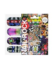 Nail Rock ASOS Exclusive Abstract Jewel Print Nail Wraps