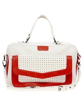 Image 1 of ASOS Punchout Boxy Bag