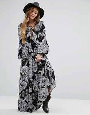 robe longue asos