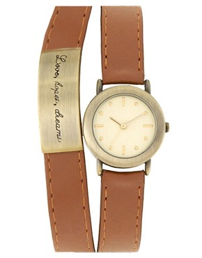 Image 1 of River Island Wrap Around Watch