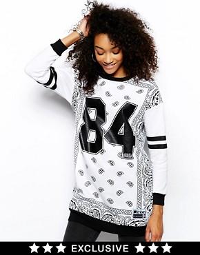 Ichiban Bandana Varsity Sweatshirt