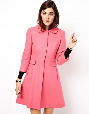 Image 1 ofASOS Dolly Coat