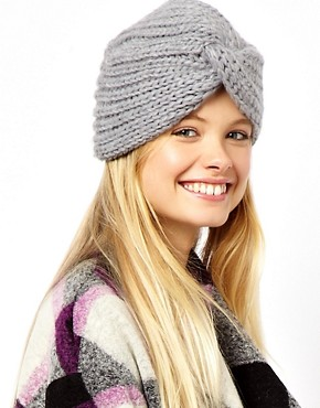 Image 1 of ASOS Knitted Turban Hat