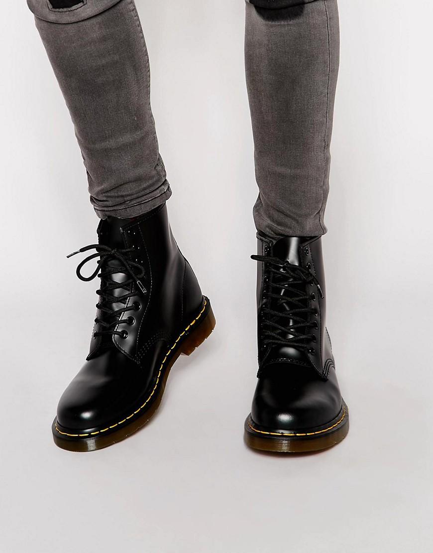 Bild 1 von Dr Martens – Original – Stiefel mit 8 Ösen