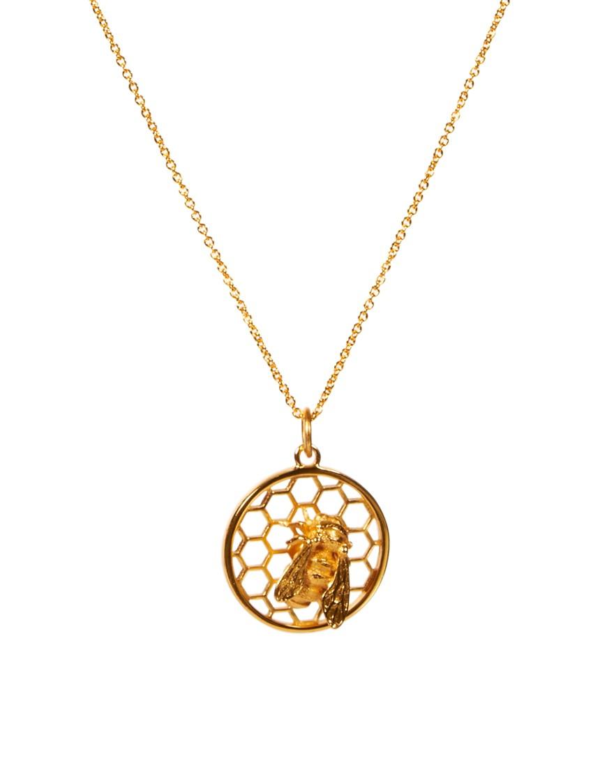 honeycomb jewellery, bee, bumble bee