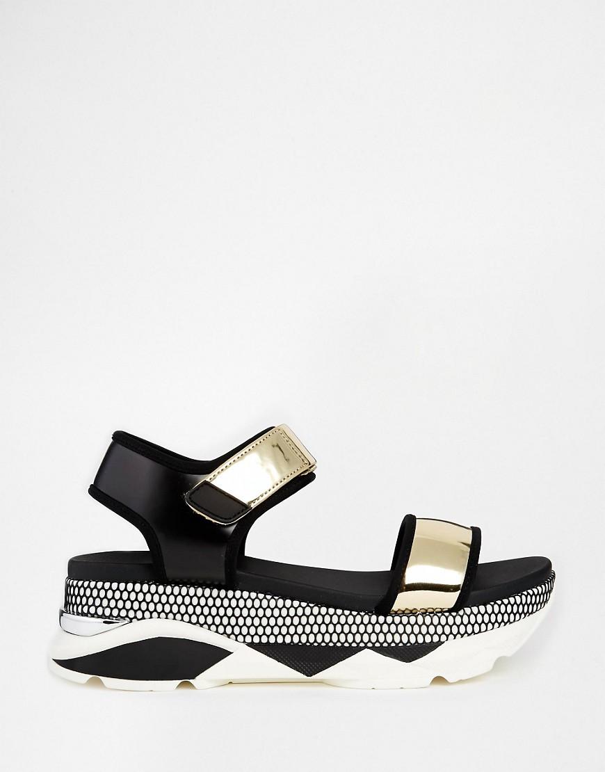Image 3 ofALDO Zarella Active Footbed Sole Flat Sandals