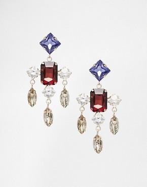Image 1 ofCoast Sorcha Geo Drop Earrings