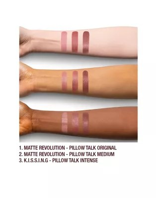 charlotte tilbury matte revolution lippenstift pillow talk medium