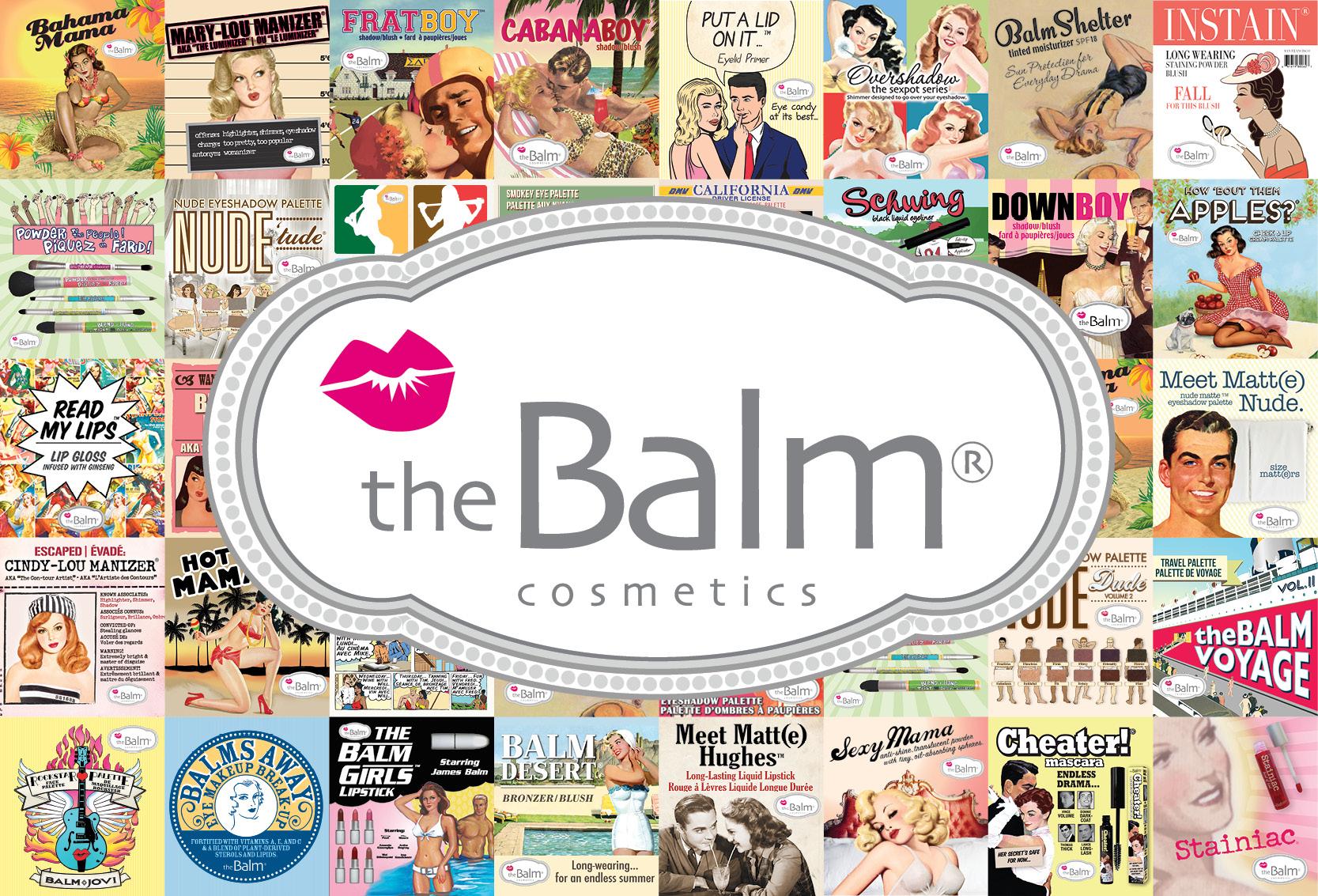 """Résultat de recherche d'images pour """"the balm"""""""