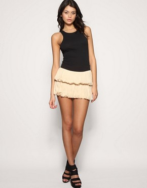 ASOS Frill Bubble Tier Skirt