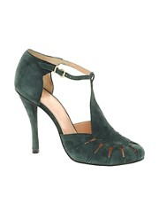 Robert Clergerie Quarto Tbar Heeled Shoes