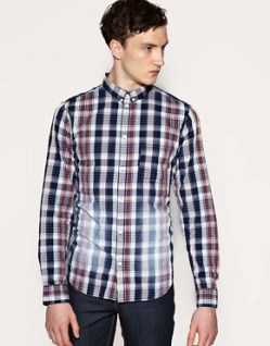 Image 1 of Cheap Monday Check Shirt