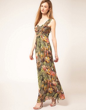 Ted Baker Tulip Print Maxi Dress - £183.00