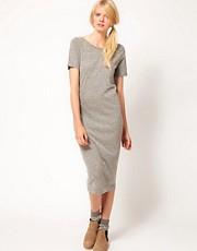 YMC Maisie Tee Dress with Scoop Back