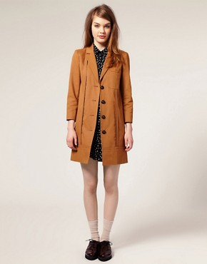 Image 4 of ASOS Summer Trench