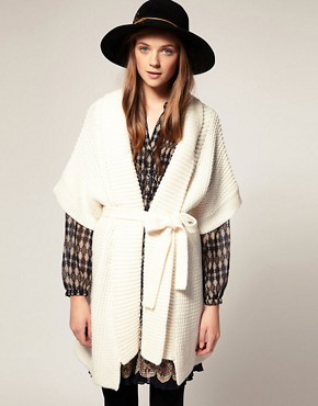 Image 1 of A|Wear Draped Cardigan