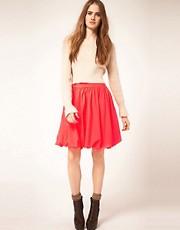 ASOS Full Skirt in Puffball Shape