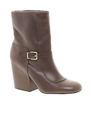 Robert Clergerie Exclusive Brando Heeled Ankle Boots