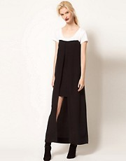 BACK by Ann-Sofie Back Layered Dress