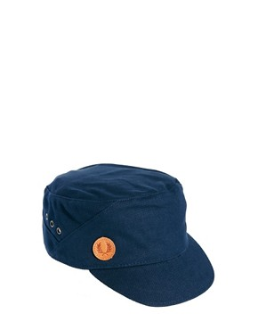 Image 1 of Fred Perry Military Cap