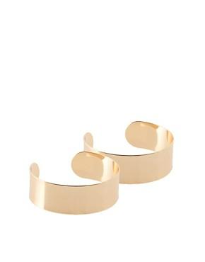 Asos Slim Double Cuffs