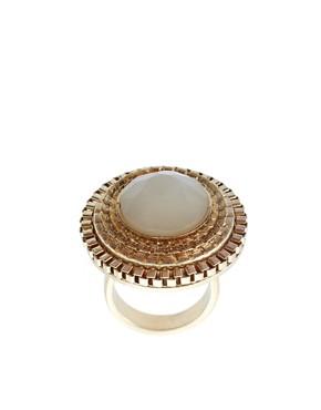Image 1 ofOasis Surround Stone Ring