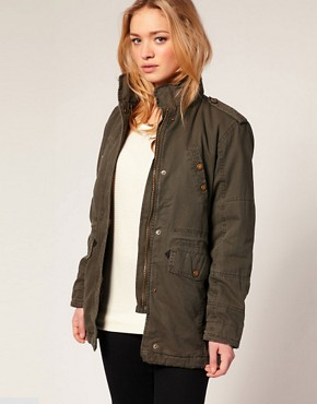Image 1 of Alpha Industries Fishtail Parka
