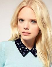 Gemma Lister Rhinestone Collar