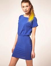 ASOS T-shirt Dress With Tight Skirt