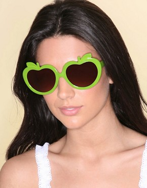 Image 1 of ASOS Apple Sunglasses
