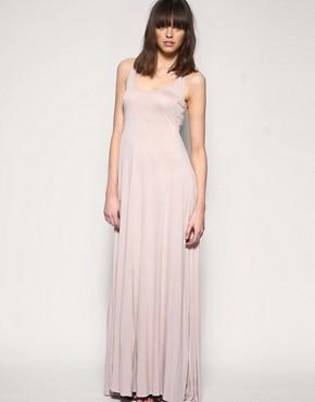 Image 4 of ASOS Girlie Tank Maxi Dress