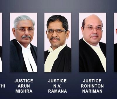 Justice NV Ramana Denies Nirbhaya Culprits Decision