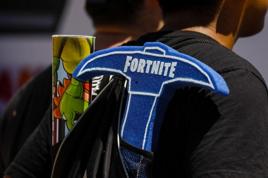 Rocket League Fortnite Logo