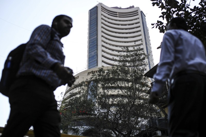 Live: Sensex, Nifty At Day