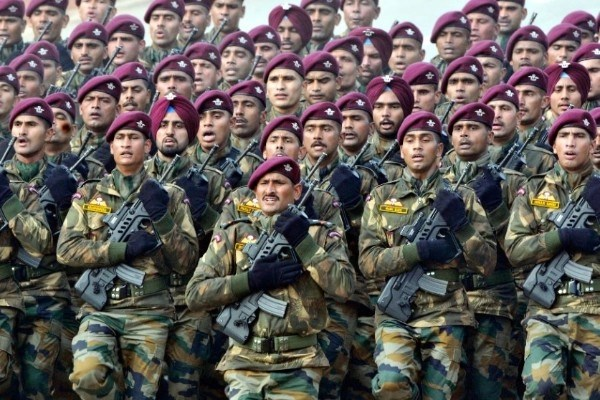 Strengthening Frontiers: Indian Army Conducts Biggest Airborne ...