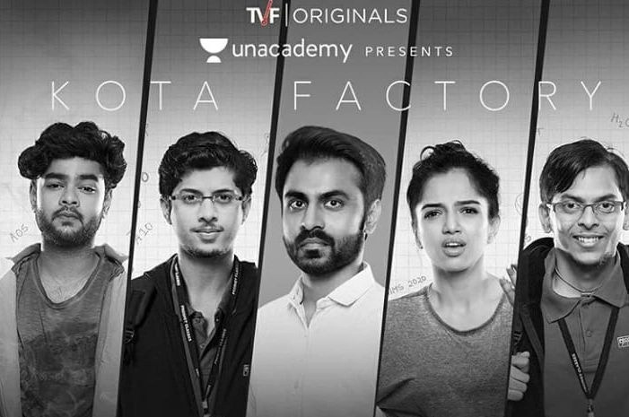 TVF's Kota factory review  poster image