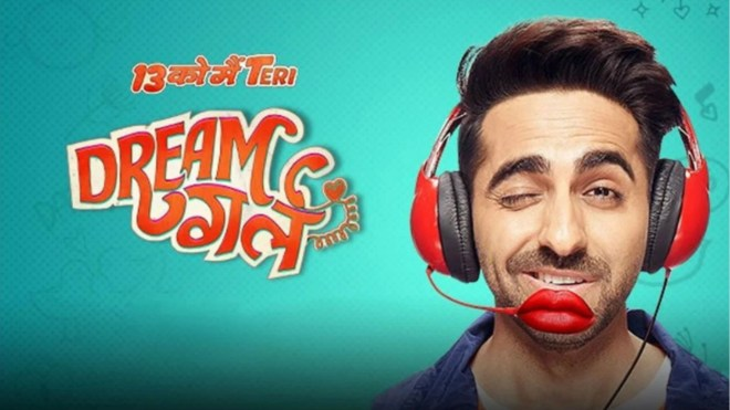 Ayushmann Khurrana takes on the identity of Puja at an adult call centre.