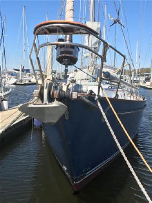 Half Moon PEARSON Buy And Sell Boats Atlantic Yacht And Ship