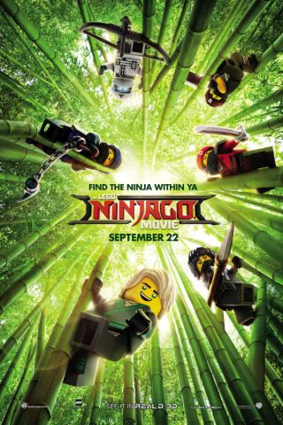 The LEGO Ninjago Movie Poster 0