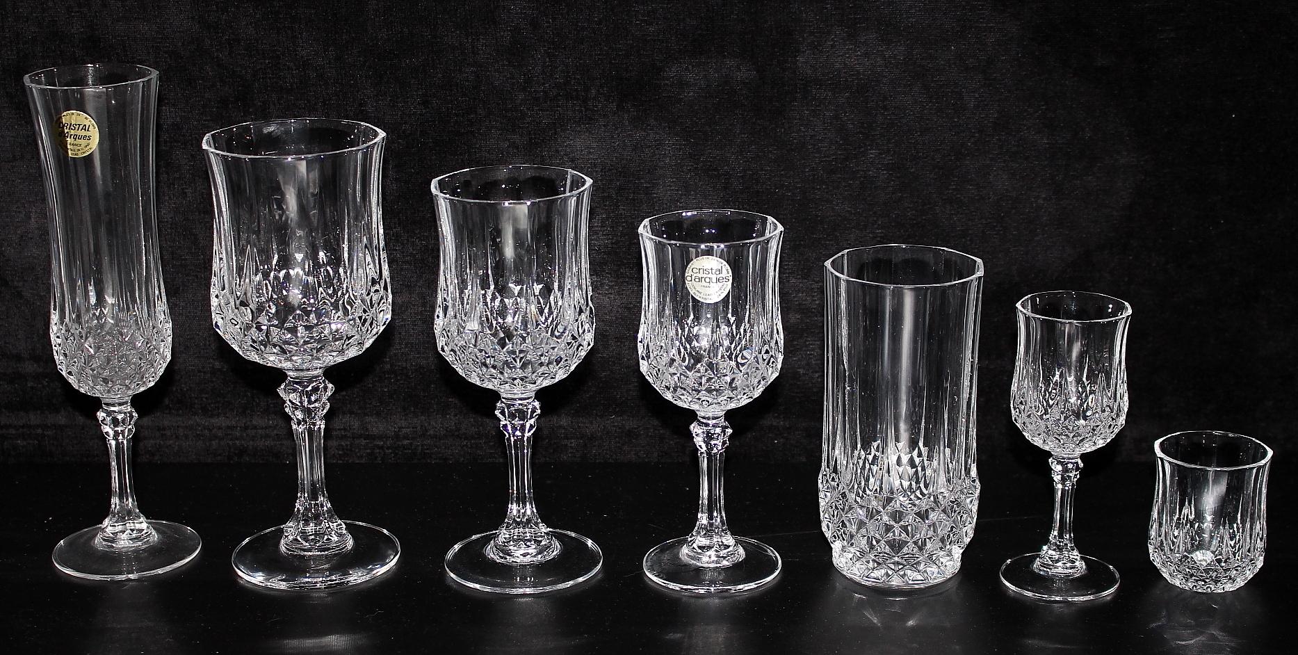 Images For 342274 Servis Glas 55 St Cristal D Arques