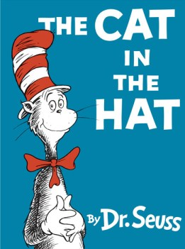 The Cat in the Hat audio book by Dr. Suess
