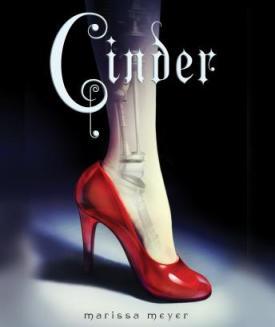 Cinder audio book by Marissa Meyer