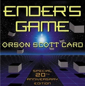 Ender's Game audio book by Orson Scott Card